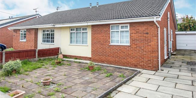 Asking Price £184,950, 3 Bedroom Semi Detached Bungalow For Sale in Formby, L37
