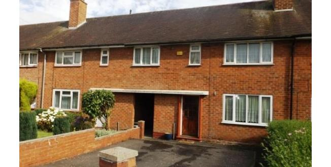 Offers Over £130,000, 3 Bedroom Terraced House For Sale in Birmingham, B31