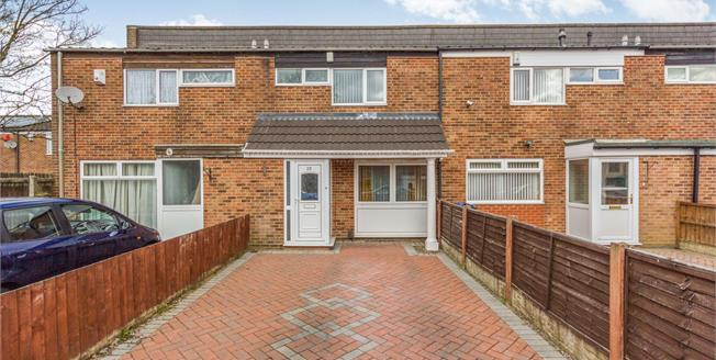 Offers Over £130,000, 3 Bedroom Terraced House For Sale in Birmingham, B32