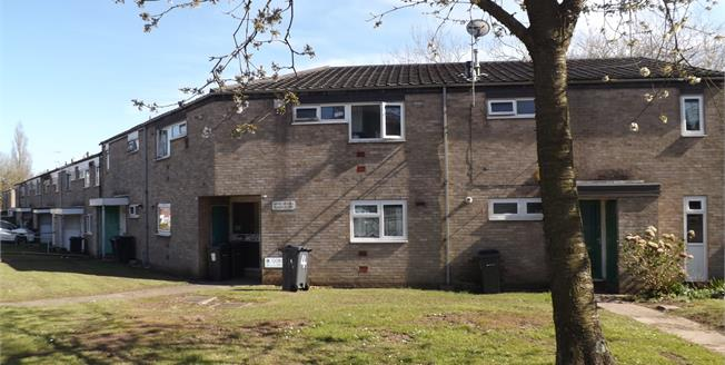 Offers Over £70,000, 1 Bedroom Flat For Sale in Quinton, B32