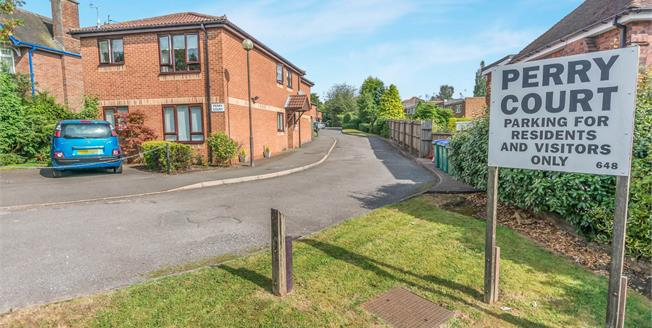 Offers Over £80,000, 2 Bedroom Flat For Sale in Oldbury, B68