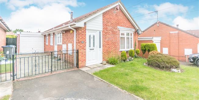 Guide Price £220,000, 3 Bedroom Detached Bungalow For Sale in Halesowen, B62