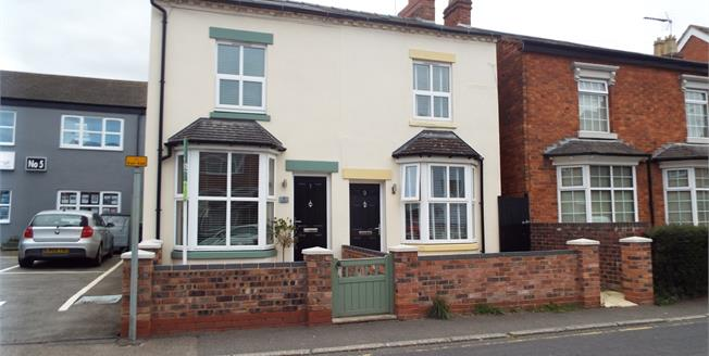 Offers Over £200,000, 2 Bedroom Semi Detached House For Sale in Astwood Bank, B96
