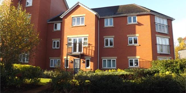 Offers Over £125,000, 2 Bedroom Flat For Sale in Redditch, B97