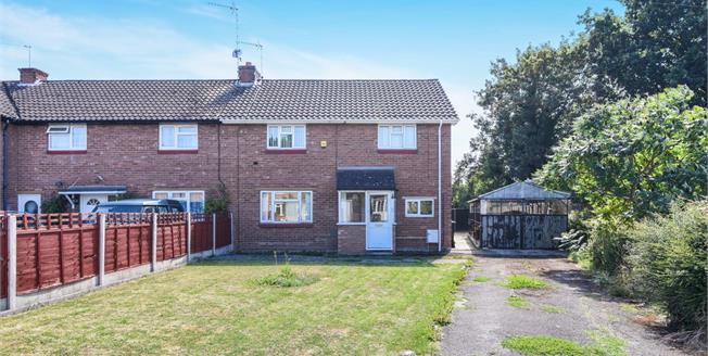 Offers Over £190,000, 3 Bedroom End of Terrace House For Sale in Alcester, B49