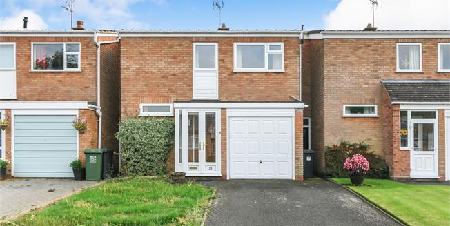 Offers Over £190,000, 3 Bedroom Link Detached House For Sale in Astwood Bank, B96