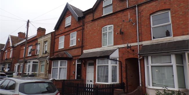 Offers Over £200,000, 3 Bedroom Terraced House For Sale in Redditch, B97