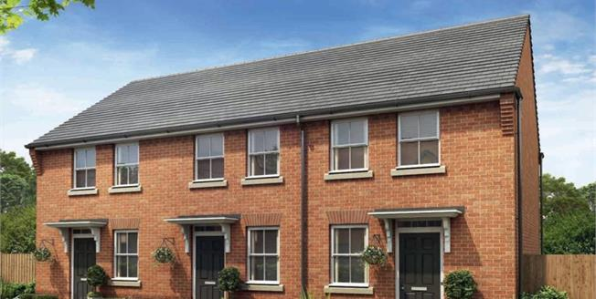 £217,500, 2 Bedroom Semi Detached House For Sale in Redditch, B98
