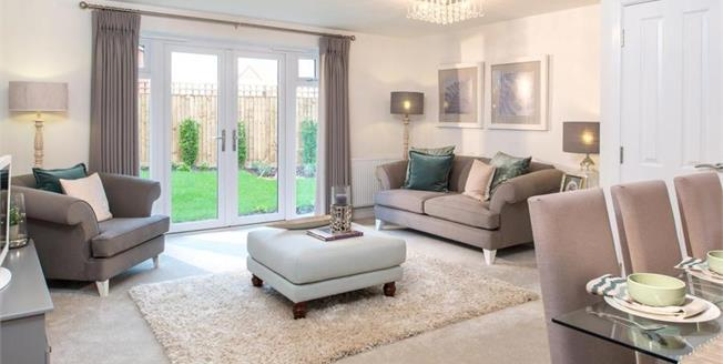 £215,000, 2 Bedroom Semi Detached House For Sale in Redditch, B98