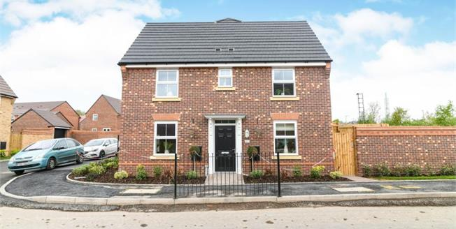 £290,000, 3 Bedroom Semi Detached House For Sale in Redditch, B98