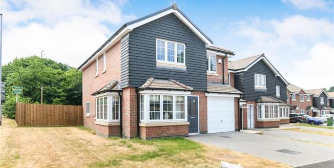 Offers Over £270,000, 4 Bedroom Detached House For Sale in Redditch, B98