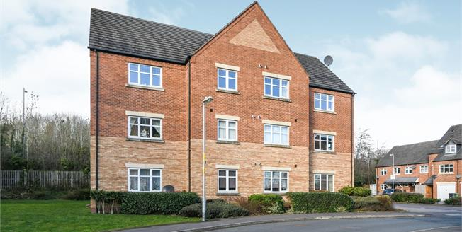 Offers Over £47,500, 1 Bedroom Flat For Sale in Redditch, B98