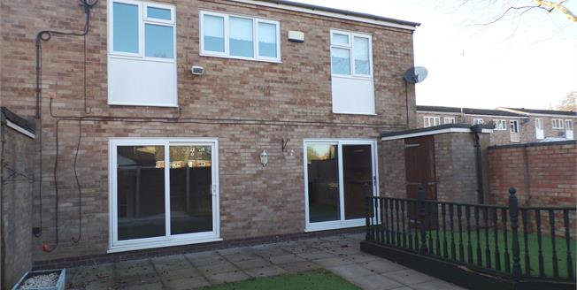 Offers Over £160,000, 4 Bedroom End of Terrace House For Sale in Redditch, B98