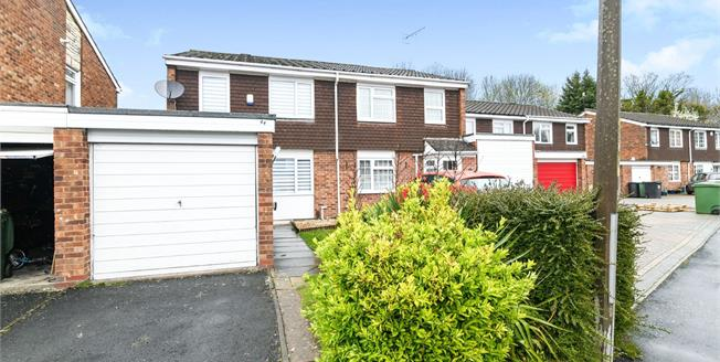 Offers Over £200,000, 3 Bedroom Semi Detached House For Sale in Redditch, B98