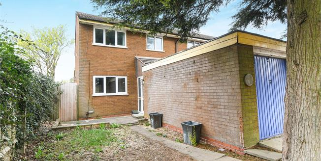 Offers Over £160,000, 3 Bedroom End of Terrace House For Sale in Redditch, B98