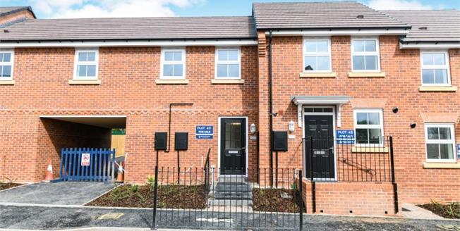 £195,000, 2 Bedroom Link Detached House Maisonette For Sale in Redditch, B98