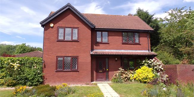 Offers Over £340,000, 4 Bedroom Detached House For Sale in Redditch, B98
