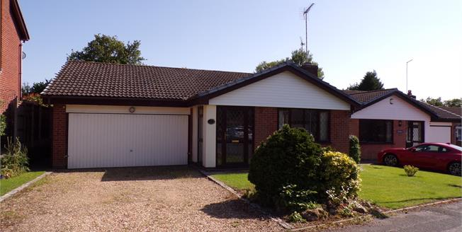 Offers Over £310,000, 3 Bedroom Detached Bungalow For Sale in Redditch, B97