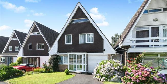 Offers Over £160,000, 3 Bedroom Detached House For Sale in Redditch, B98