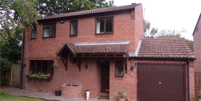 Offers Over £310,000, 4 Bedroom Detached House For Sale in Redditch, B98