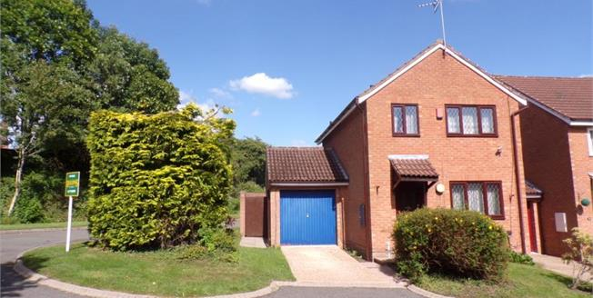 Offers Over £225,000, 3 Bedroom Detached House For Sale in Redditch, B97