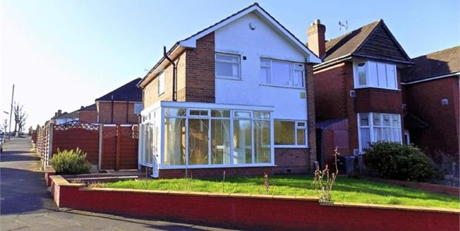 Offers Over £300,000, 3 Bedroom Detached House For Sale in Solihull, B92