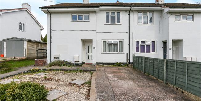 Offers Over £140,000, 2 Bedroom Maisonette For Sale in Solihull, B92