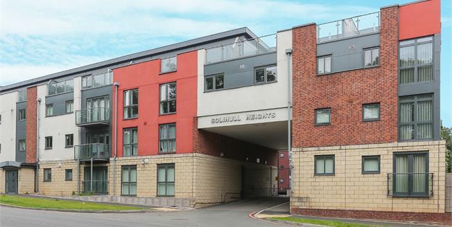 Asking Price £137,500, 1 Bedroom Flat For Sale in Sheldon, B26