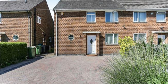 Asking Price £240,000, 3 Bedroom Semi Detached House For Sale in Solihull, B92