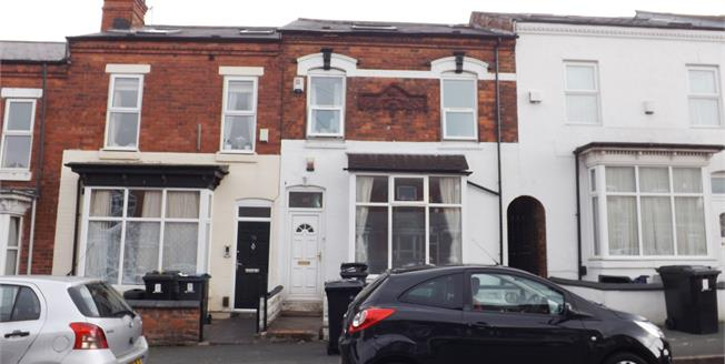 Asking Price £550,000, 7 Bedroom Terraced House For Sale in Birmingham, B29