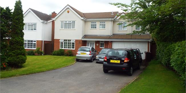 Offers Over £549,500, 5 Bedroom Detached House For Sale in Solihull, B92