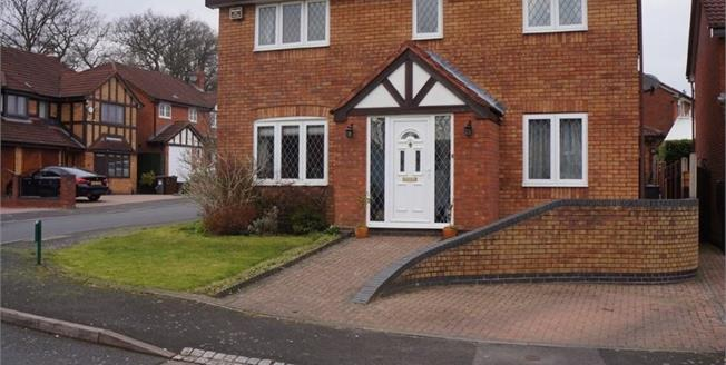 Offers in the region of £425,000, 6 Bedroom Detached House For Sale in Shirley, B90