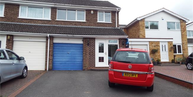 Offers Over £230,000, 3 Bedroom Semi Detached House For Sale in West Midlands, B92