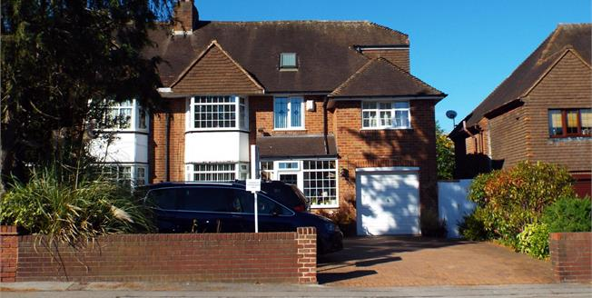 Asking Price £550,000, 5 Bedroom Semi Detached House For Sale in Solihull, B91