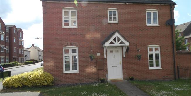 Asking Price £270,000, 3 Bedroom Semi Detached House For Sale in Solihull, B91