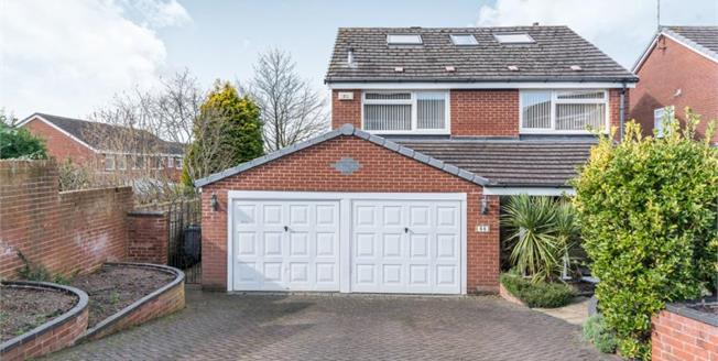 £470,000, 4 Bedroom Detached House For Sale in Cheswick Green, B90