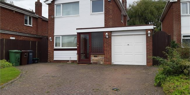Offers Over £325,000, 3 Bedroom Semi Detached House For Sale in Solihull, B92