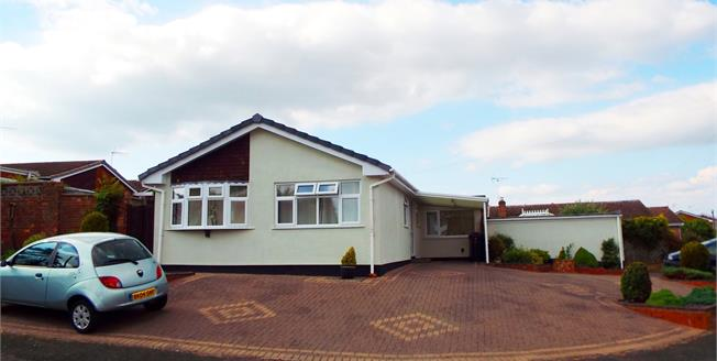 Offers in excess of £250,000, 3 Bedroom Detached Bungalow For Sale in Stourbridge, DY8
