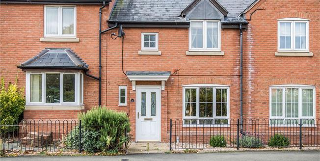 Guide Price £250,000, 3 Bedroom Terraced For Sale in Stratford-upon-Avon, CV37