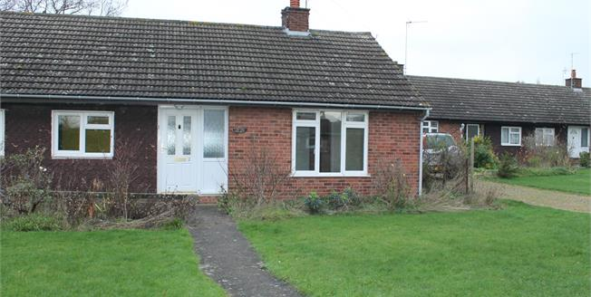 Offers in excess of £200,000, 2 Bedroom Semi Detached Bungalow For Sale in Welford on Avon, CV37