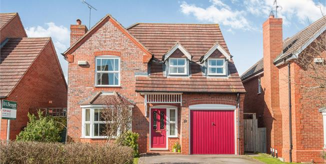 Offers Over £350,000, 4 Bedroom Detached House For Sale in Shipston-on-Stour, CV36