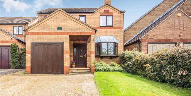 Offers in the region of £380,000, 4 Bedroom Detached House For Sale in Stratford-upon-Avon, CV37