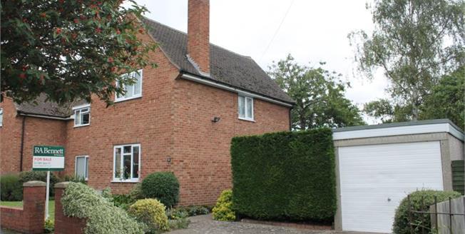 £325,000, 3 Bedroom Semi Detached House For Sale in Stratford-upon-Avon, CV37