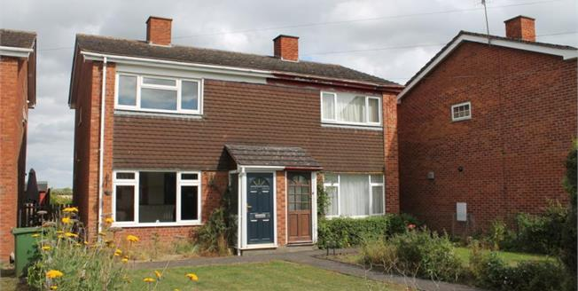 £162,000, 2 Bedroom Semi Detached House For Sale in Long Marston, CV37
