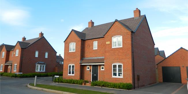 Offers in excess of £375,000, 4 Bedroom Detached House For Sale in Wellesbourne, CV35