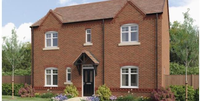 £445,000, 4 Bedroom Detached House For Sale in Stratford-upon-Avon, CV37
