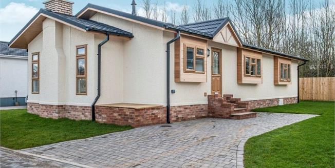 Guide Price £230,000, 2 Bedroom Detached Bungalow For Sale in Salford Priors, WR11