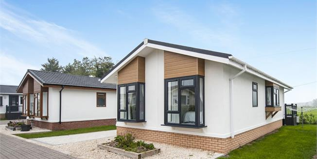 Guide Price £199,999, 2 Bedroom Detached Bungalow For Sale in Wilmcote, CV37