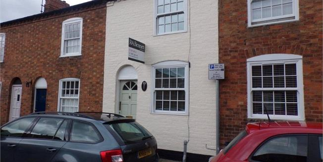 Offers Over £280,000, 2 Bedroom Terraced House For Sale in Stratford-upon-Avon, CV37
