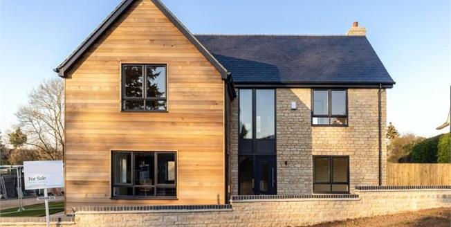 Guide Price £675,000, 5 Bedroom Detached House For Sale in Tredington, CV36